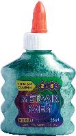Клей ZiBi МЕТАЛІК, на PVA-основі, 88 мл, зелений (ZB.6117-04)