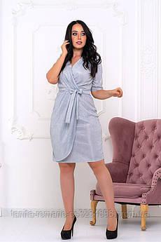 Коктейльное платье 9172e batal Серебряный XL XXL