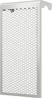 Решётка радиаторная 600х400 (металл) декоративная для батареи