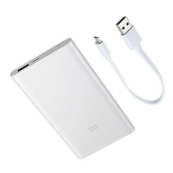 Внешний аккумулятор Power bank Xiaomi 2 5000 mAh