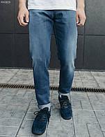 Мужские молодежные синие джинсы стафф Staff Regular fit Barnaby c2 FFK0028