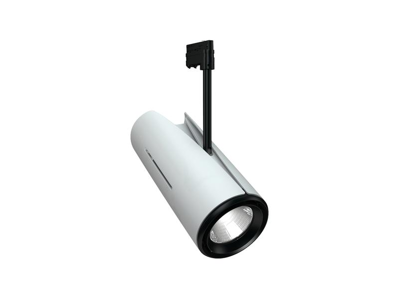 LED Регулируемый светильник с оптикой IP20, Световые технологии JET/T LED 50 B D25 4000K [1601000050]