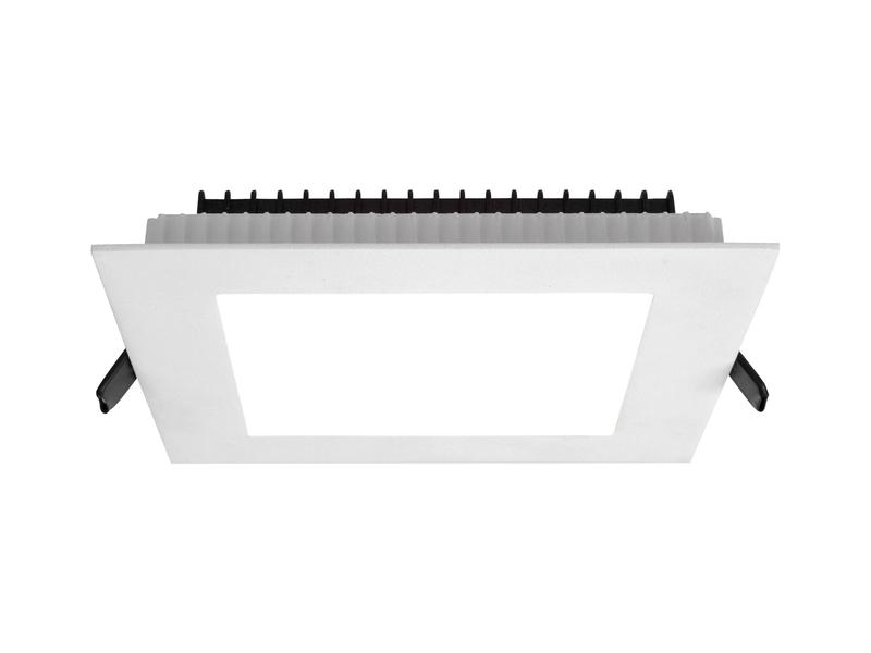 LED встраиваемый светильник IP54, Световые технологии ACQUA S 12 WH 3000K [1596000140]