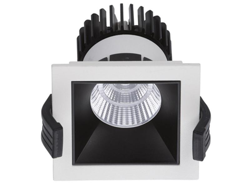 LED встраиваемый светильник IP20, Световые технологии SOON 13 WH/BL D45 4000K [1442000300]