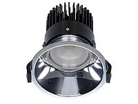 LED встраиваемый светильник IP20, Световые технологии OKKO 18 WH 4000K [1235001130], фото 1