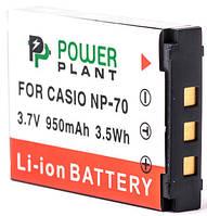 Aккумулятор PowerPlant Casio NP-70