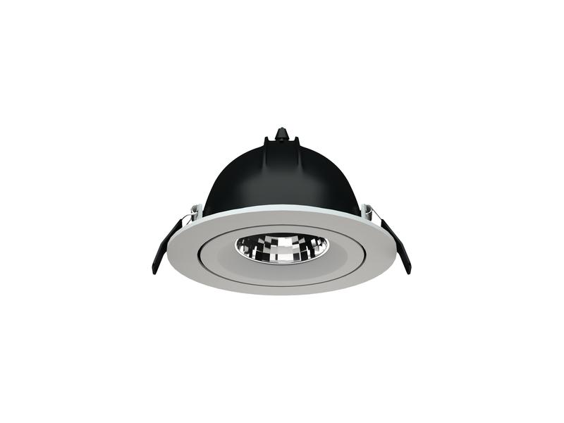 LED поворотные светильники типа IP20, Световые технологии DL TURN LED 35 W D40 4000K [1170001190]
