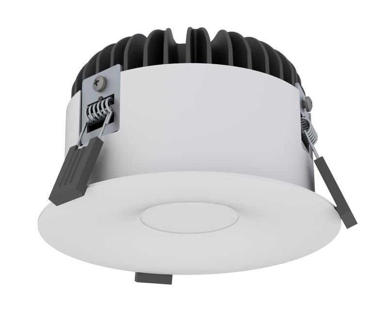 LED светильники IP20, Световые технологии DL POWER LED MINI 24 D80 4000K [1170001910]