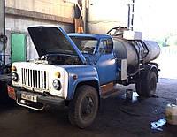 Счетчик на бензовоз, контроль расхода топлива для бензовоза