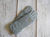 Тёплый женские перчатки для сенсорных экранов, фото 1