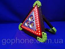 LED аварийный знак с функцией Power Bank, фото 2