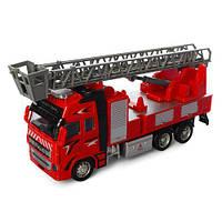 Игрушечная пожарная машинка АвтоСвіт 3+ (AS-1854)