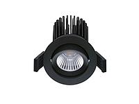 LED встраиваемый светильник IP20, Световые технологии EOS 13 BL D45 3000K [1693000210], фото 1