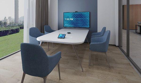 Система Yealink MVC300 для видеоконференций Microsoft Teams