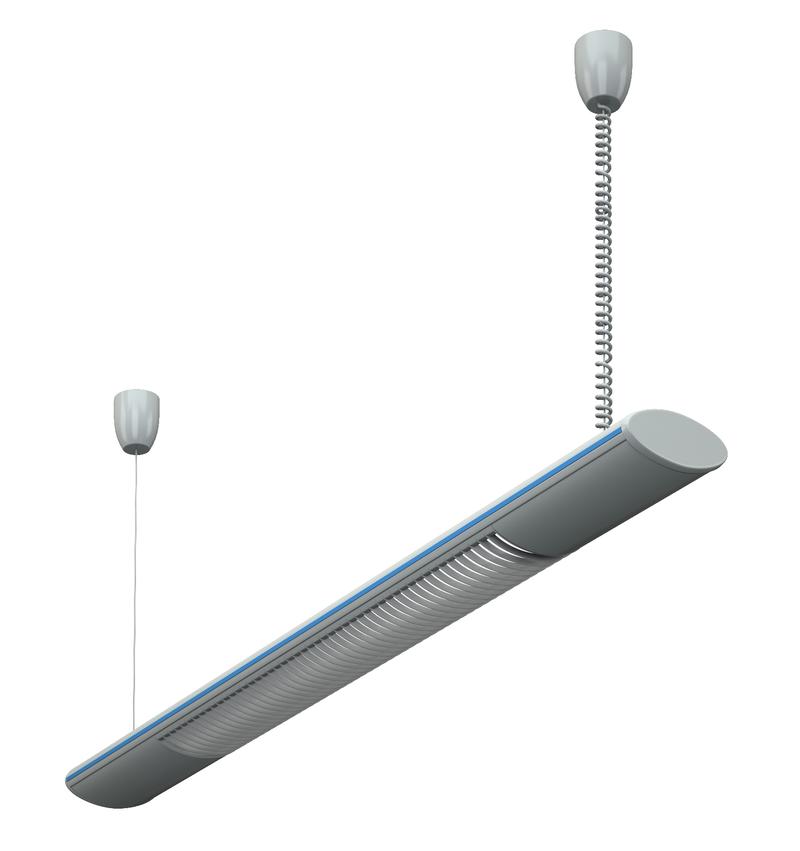 LED подвесная модульная система IP20, Световые технологии RIVAL LED 40 HFD 4000K [1310000050]