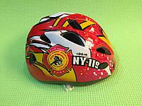 Шлем для роликов, велосипеда, скейта и самоката с регулировкой размера 52-56, фото 1