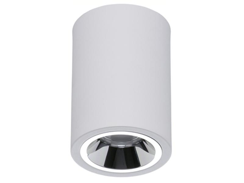 LED накладной потолочный светильник направленного света IP20, Световые технологии OKKO S 18 WH 3000K [1235000630]