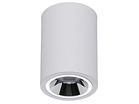 LED накладной потолочный светильник направленного света IP20, Световые технологии OKKO S 18 WH 3000K [1235000630], фото 1