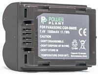 Aккумулятор PowerPlant Panasonic DMW-BL14, CGR-S602E, BP-DC1, BP-DC3