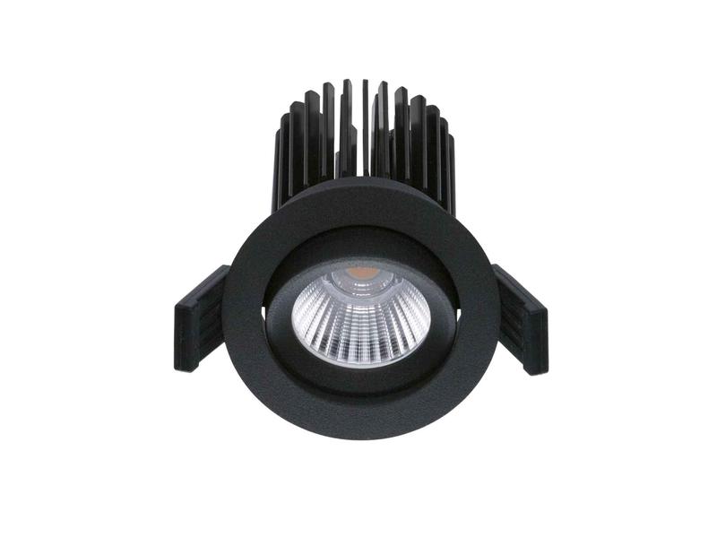 LED встраиваемый светильник IP20, Световые технологии EOS 07 BL D45 3000K [1693000110]