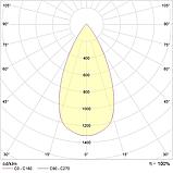 LED встраиваемый светильник IP20, Световые технологии QUO 13 BL D45 4000K [1507000220], фото 2