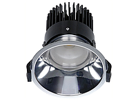 LED встраиваемый светильник IP20, Световые технологии OKKO 26 WH 3000K [1235001040], фото 1