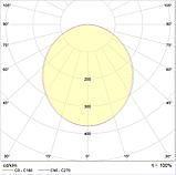 LED встраиваемые световые линии IP20, Световые технологии LINER/R LED 1200 TH W 4000K [1474000350], фото 2