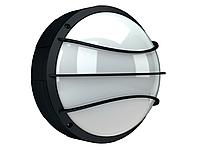70w, 230v, IP65, E27 1 шт. МГЛ, 355х 212мм, ЕмПРА, Світильник настінний DAMIN L NBT 22 H70 black, Світові технології [1432000140]