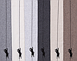 Детские трикотажные колготки с кошкой 128-134, 140-146 размер, фото 4