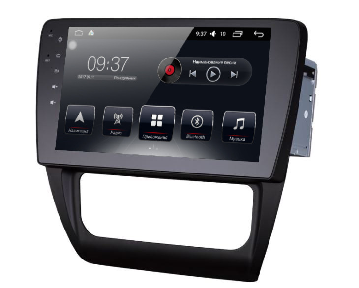 Штатная автомагнитола AudioSourceS Т90-1010A для VW Jetta 2010-2014