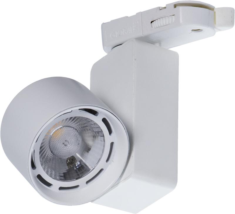 LED Трековый светильник IP20, Световые технологии TIDY T 09 WH D45 4000K [1444000090]