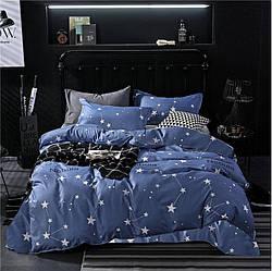Комплект двуспального постельного белья Зодиак