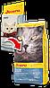 Корм Йозера Лиже Josera Leger для стерилизованных кошек и кастрированных котов с лососем 2 кг