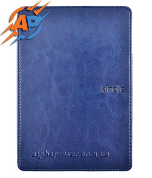 Обложка - чехол для электронной книги Amazon Kindle 4, 5 синий