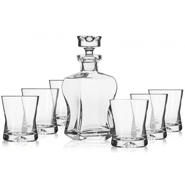 Набор для виски Krosno Lifestile (1+6) шт FKP0022000001000