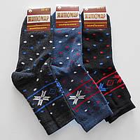 Женские махровые носки Житомир - 9.50 грн./пара (горошек), фото 1