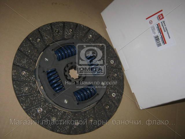 Диск сцепления ведомый ГАЗ 406 (аналог SACHS) (ДК) 406-1601130