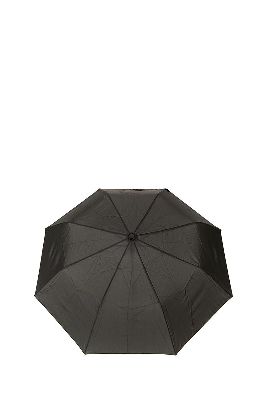 Зонт-полуавтомат Gianfranco Ferre черный LA-388