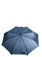 Зонт-автомат Gianfranco Ferre темно-синий мужской LA-3009, фото 1