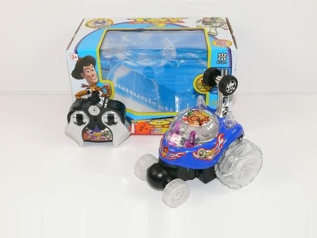 """Машинка - перевертыш из мультфильма """" История игрушек 3"""" - Toy Story 3"""