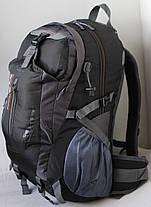 Рюкзак туристический Free Knight Серо-черный (Free Knight 35), фото 3