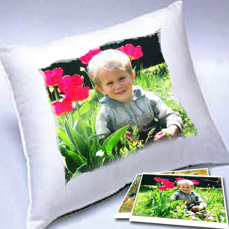 Печать на подушке цена