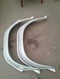 Арка внутренняя заднего крыла мерседес спринтер, фото 3