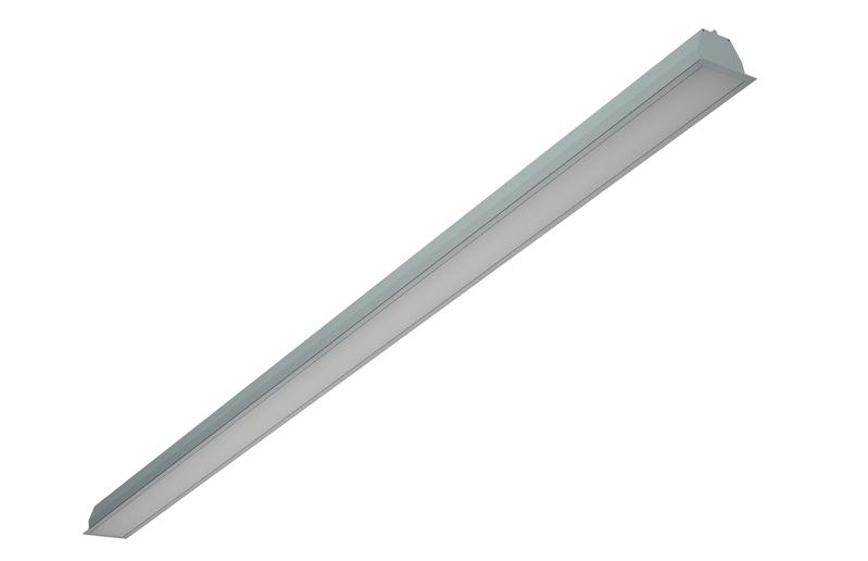 LED встраиваемые световые линии IP20, Световые технологии LINER/R DR LED 900 W 4000K [1474000070]