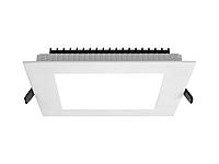 LED встраиваемый светильник IP54, Световые технологии ACQUA S 03 WH 3000K [1596000120]