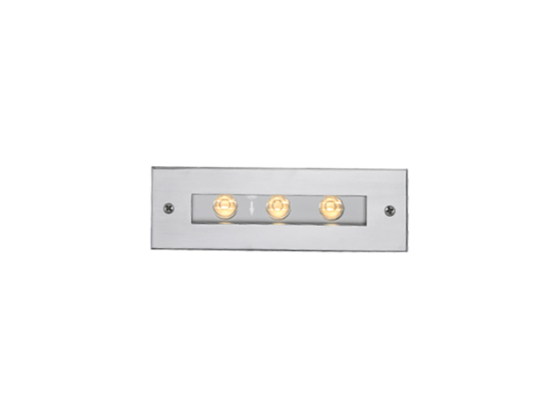 LED светильники встраиваемые в стену IP65, Световые технологии DECA LED 6 4000K [1100500060]