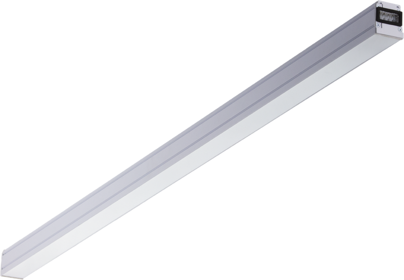LED магистральные светильники IP54, Световые технологии LED MALL LINE 2x70 D90 IP54 /main line harness/ 5000K [1598001140]
