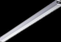 LED магистральные светильники IP54, Световые технологии LED MALL LINE 2x70 D90 IP54 /main line harness/ 5000K [1598001140], фото 1