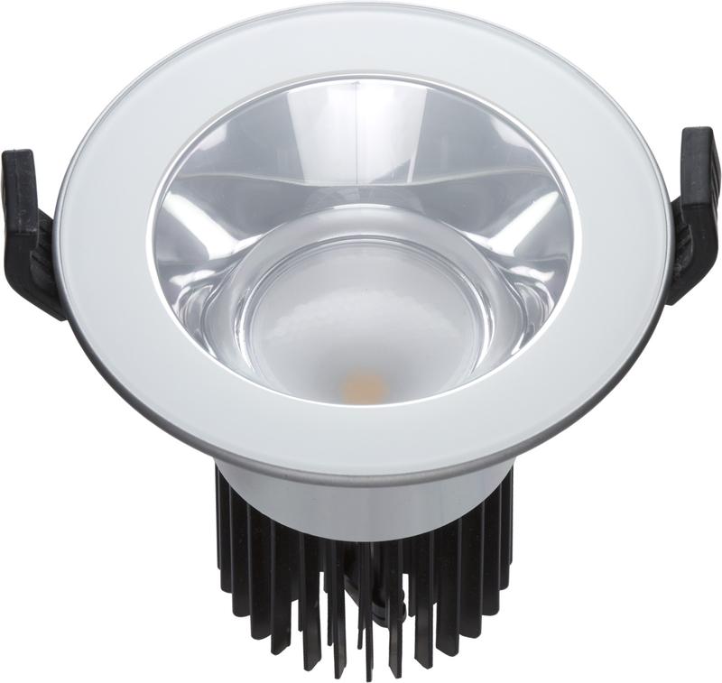 LED встраиваемые светильник IP54, Световые технологии OKKO IP54/IP20 26 WH 3000K DALI [1235001320]