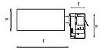 LED Трековый светильник IP20, Световые технологии TILE T 06 WH D45 3000K [1445000110], фото 3